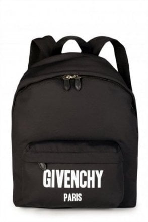 Givenchy Paris Signature Backpack