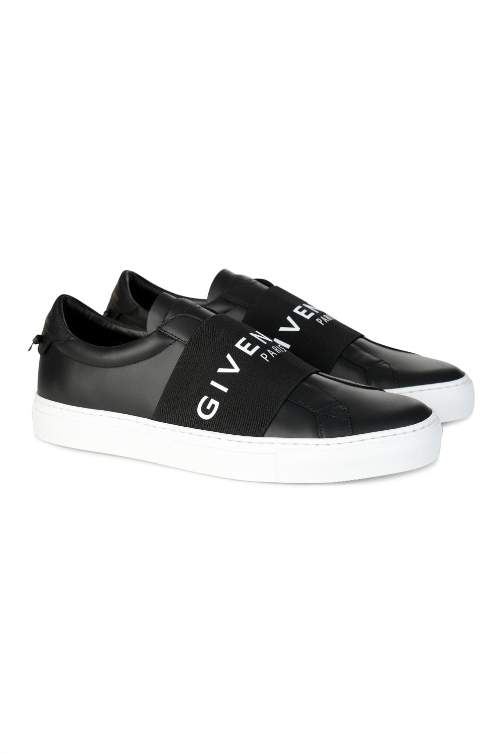 GIVENCHY Givenchy Paris Strap Sneakers
