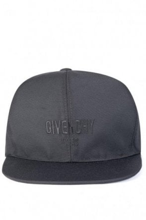Givenchy Star Baseball Cap Black