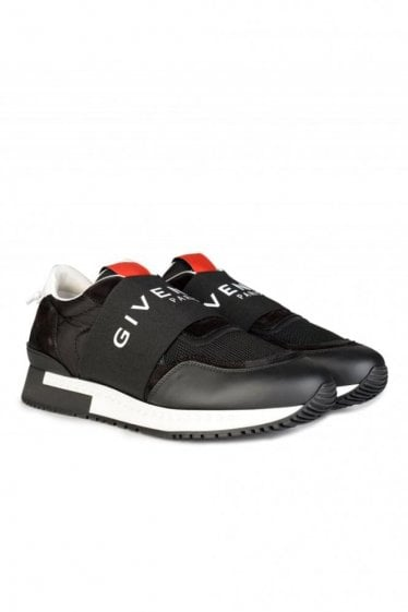 Givenchy Tape Logo Sneakers