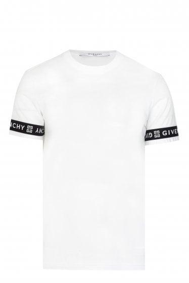 dfdfc7189 Givenchy Tape Logo T-shirt