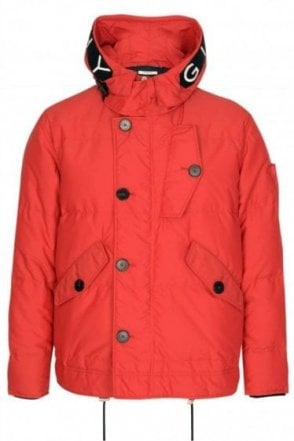 Givenchy Ultimate Red Puffer Jacket