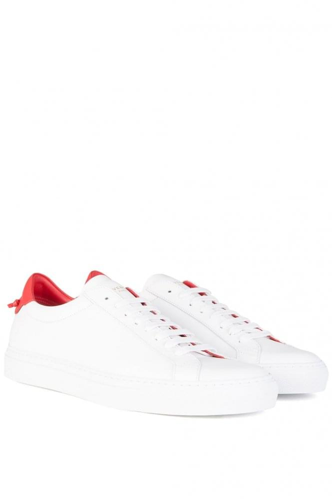 GIVENCHY Urban Knotted Low Sneakers White