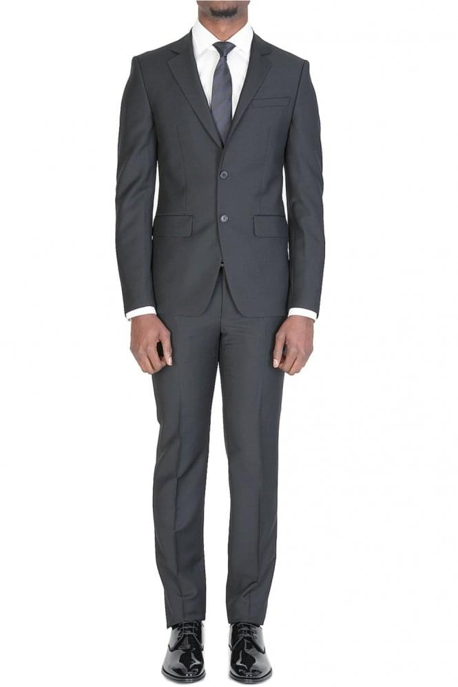 GIVENCHY Wool Mohair Suit Black