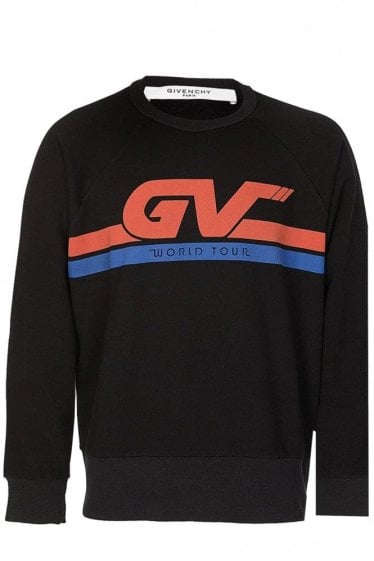 Givenchy World Tour Motocross Sweatshirt