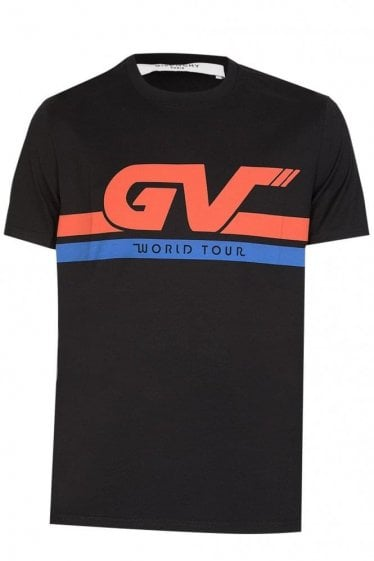 Givenchy World Tour Motocross T-shirt