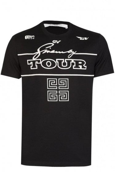 Givenchy World Tour T-shirt