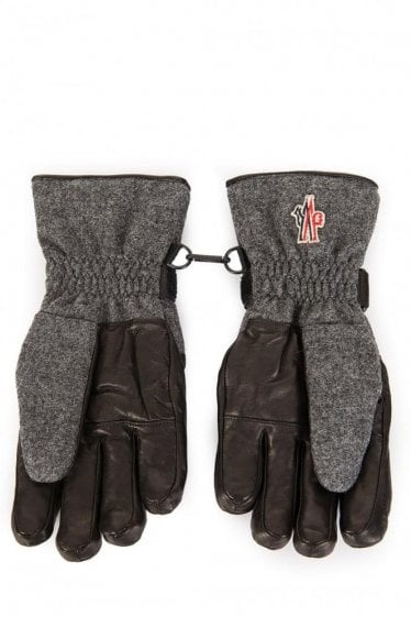 Moncler Grenoble Velcro Strap Gloves