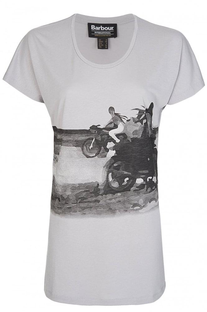 BARBOUR HAIRPIN TOUR TEE