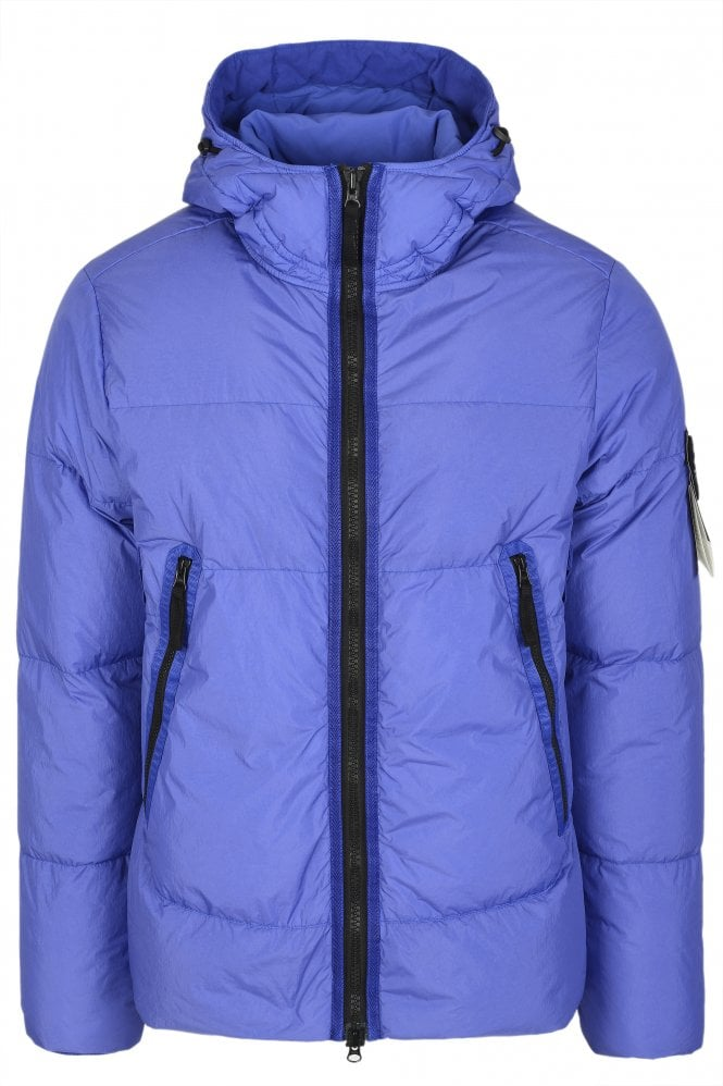 Hooded-Down-Jacket