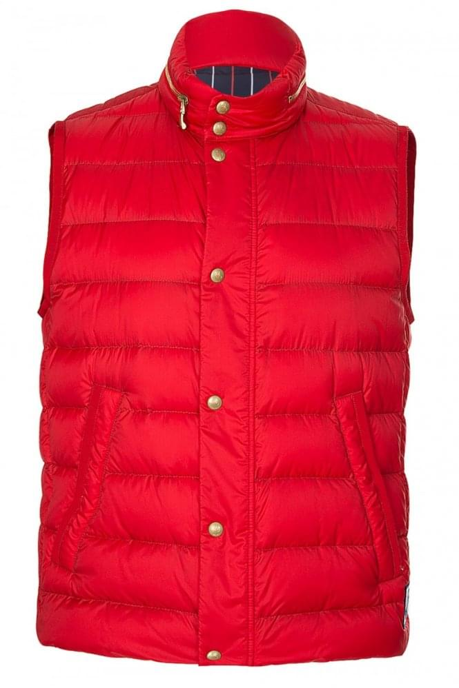 MONCLER HOODED DOWN