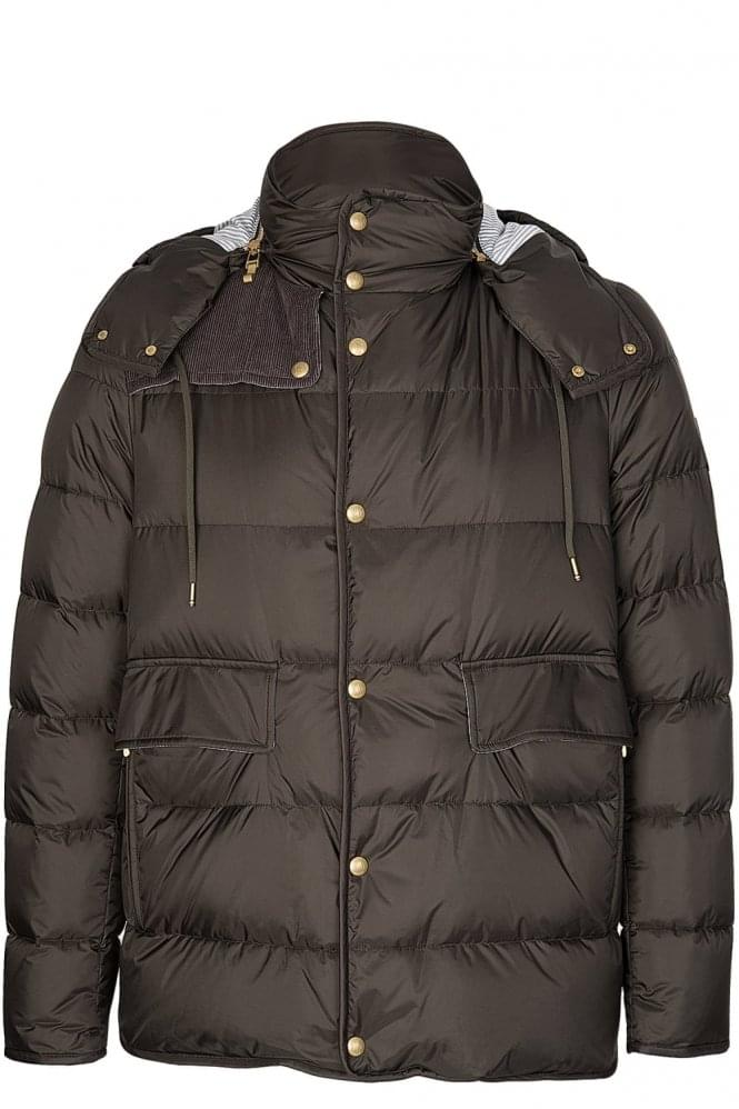 MONCLER HOODED