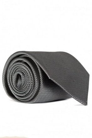 Hugo Boss 6cm Tie Grey