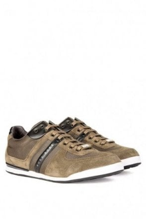 Hugo Boss Akeen Sneakers Khaki