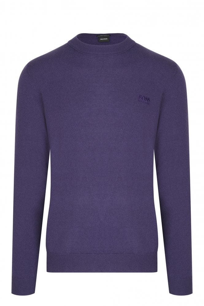 Hugo Boss Bacio Lambswool Knitted Sweater