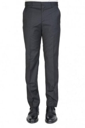 Hugo Boss Balte Slim Fit Trousers Black