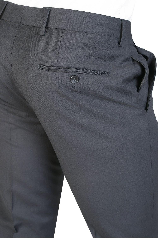 ee1d58ef9659 Hugo Boss Balte Slim Fit Trousers Black