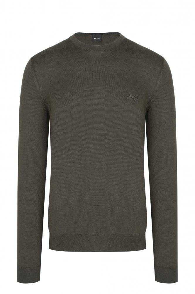 Hugo Boss Botto Knitted Sweater