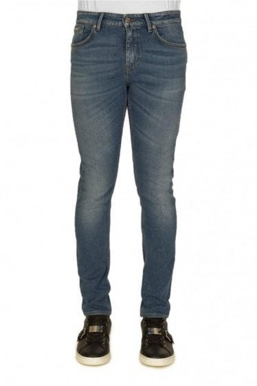 Hugo Boss Charleston3-WS Jeans Blue