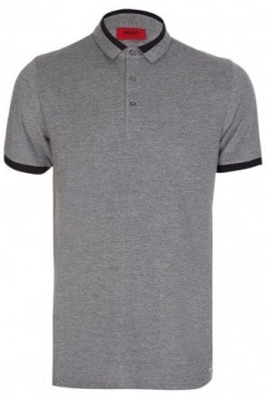 Hugo Boss Contrast Tipped Polo