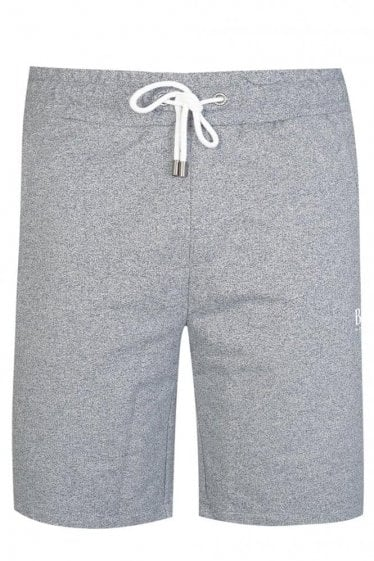 Hugo Boss Cotton Shorts Grey