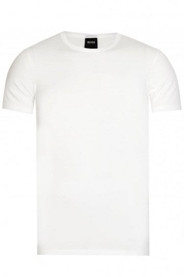 Hugo Boss Crew Neck T-Shirt RN 2 Pack White