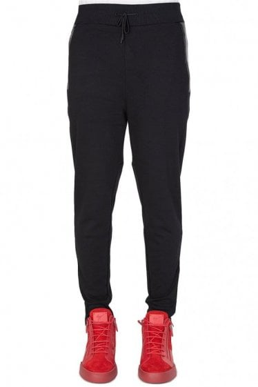 Hugo Boss Damalfi Joggers Black