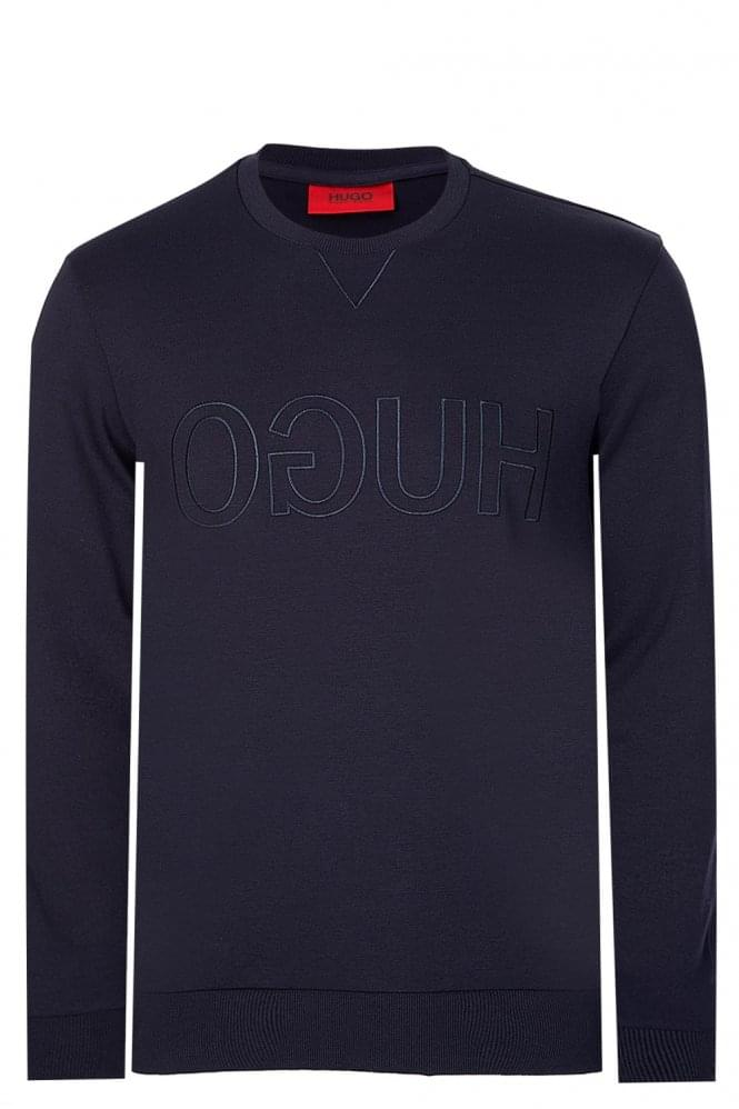 Hugo Boss Dapone Sweatshirt Navy