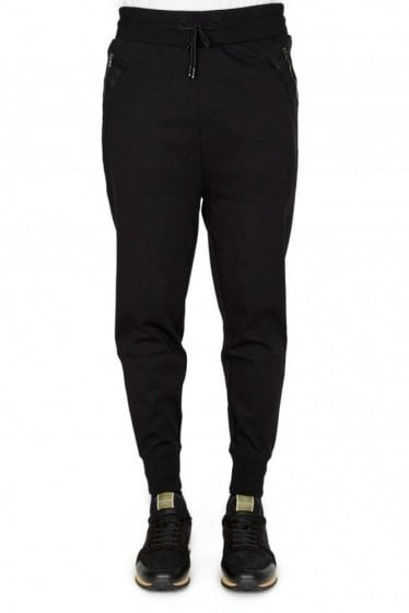 Hugo Boss Daring Joggers Black