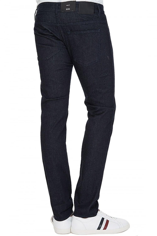 22feebeb BOSS Hugo Boss Delaware 3 Slim Fit Denim Jeans - Clothing from ...