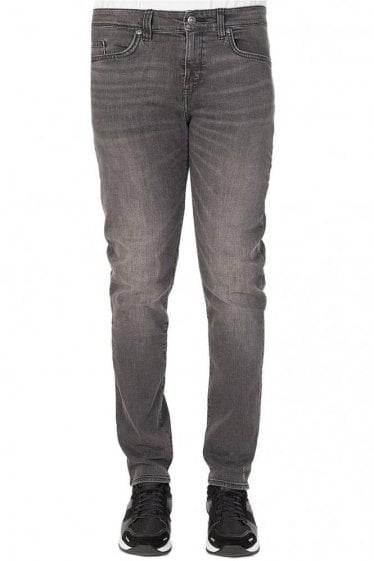 Hugo Boss Delaware3 Jeans Grey