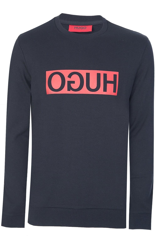 6a21b4ce2e65 Hugo Boss Dicago Sweatshirt Black