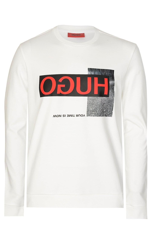 5ddc5ea50 HUGO Hugo Boss 'Dicago' Sweatshirt - Uncategorised from Circle Fashion UK
