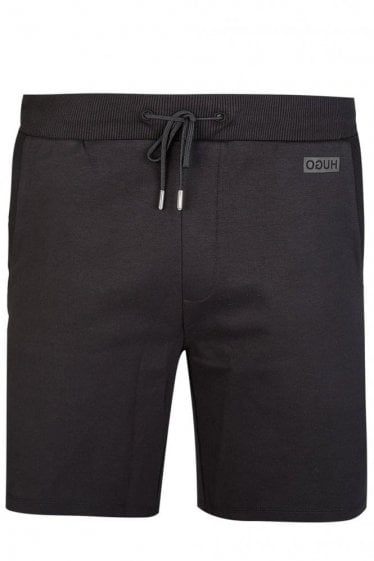 Hugo Boss Diz Jogger Shorts Black