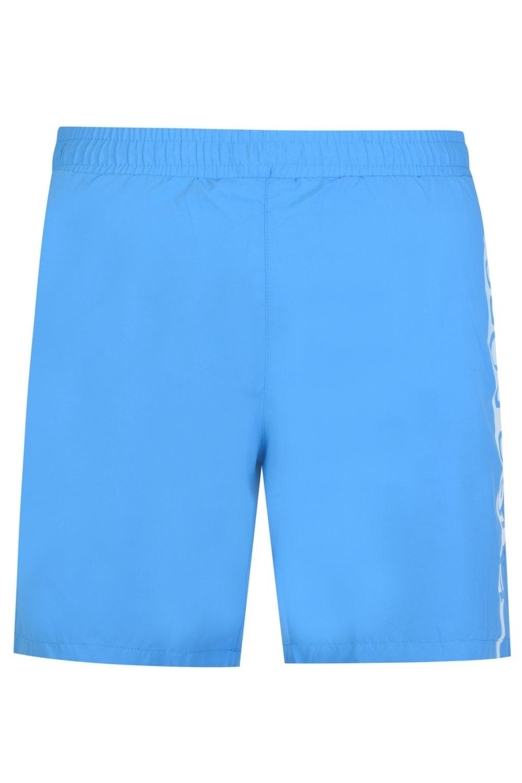 Hugo Boss Dolphin Swim Shorts Sky Blue