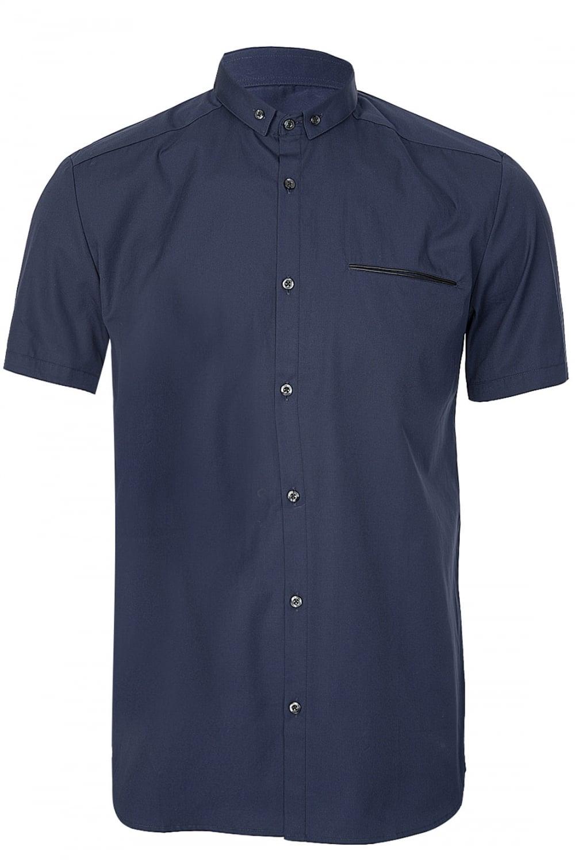 Hugo boss hugo boss 39 elpasolo 39 shirt navy hugo boss from for Hugo boss navy shirt