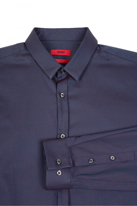 1bc9411b29b BOSS Hugo Boss Ero3 Slim Fit Shirt - Clothing from Circle Fashion UK