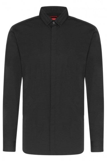 Hugo Boss Esid Shirt Black