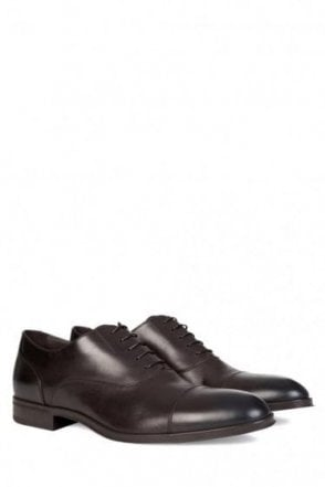 Hugo Boss Eton Oxford Shoes Dark Brown