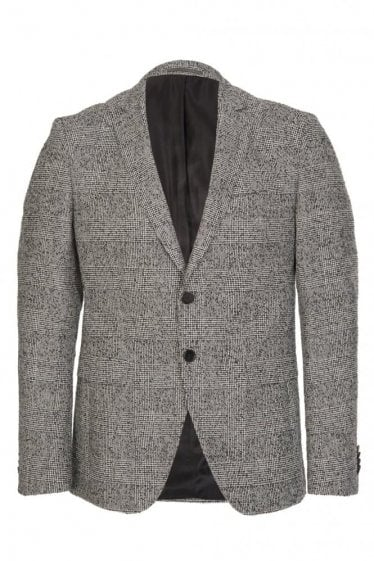 Hugo Boss Extra-Slim Fit 'Rainald' Checked Blazer