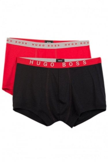 Hugo Boss Festive Twin Pack of Boxers