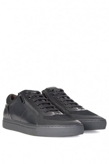 Hugo Boss Futurism Zip Trainers
