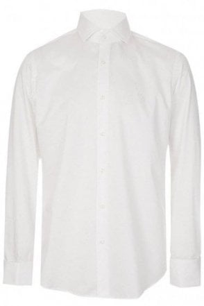 Hugo Boss Gardner Shirt White