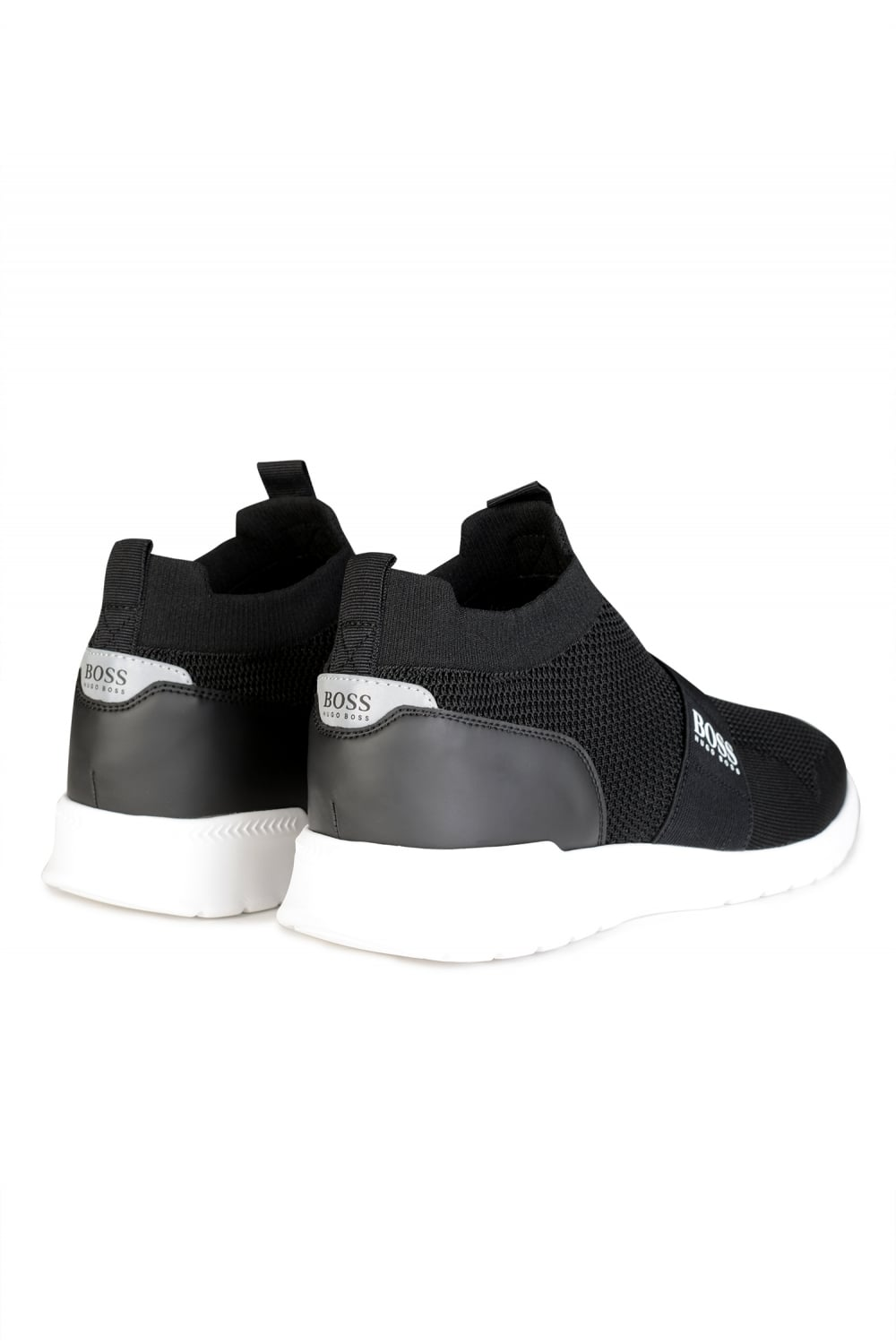 3d2c3bb268c5fc Hugo Boss Extreme Slide On Knit Trainers