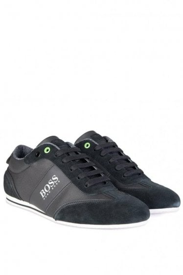 Hugo Boss Green Lighter_Lowp_cvc Sneakers Black