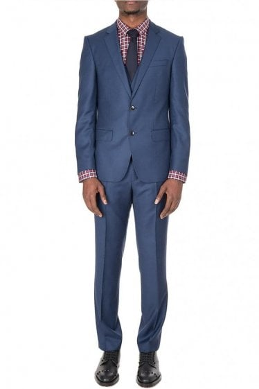 Hugo Boss Havens/Gill WE Suit Blue