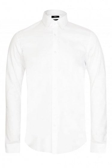 Hugo Boss Herwing Shirt White