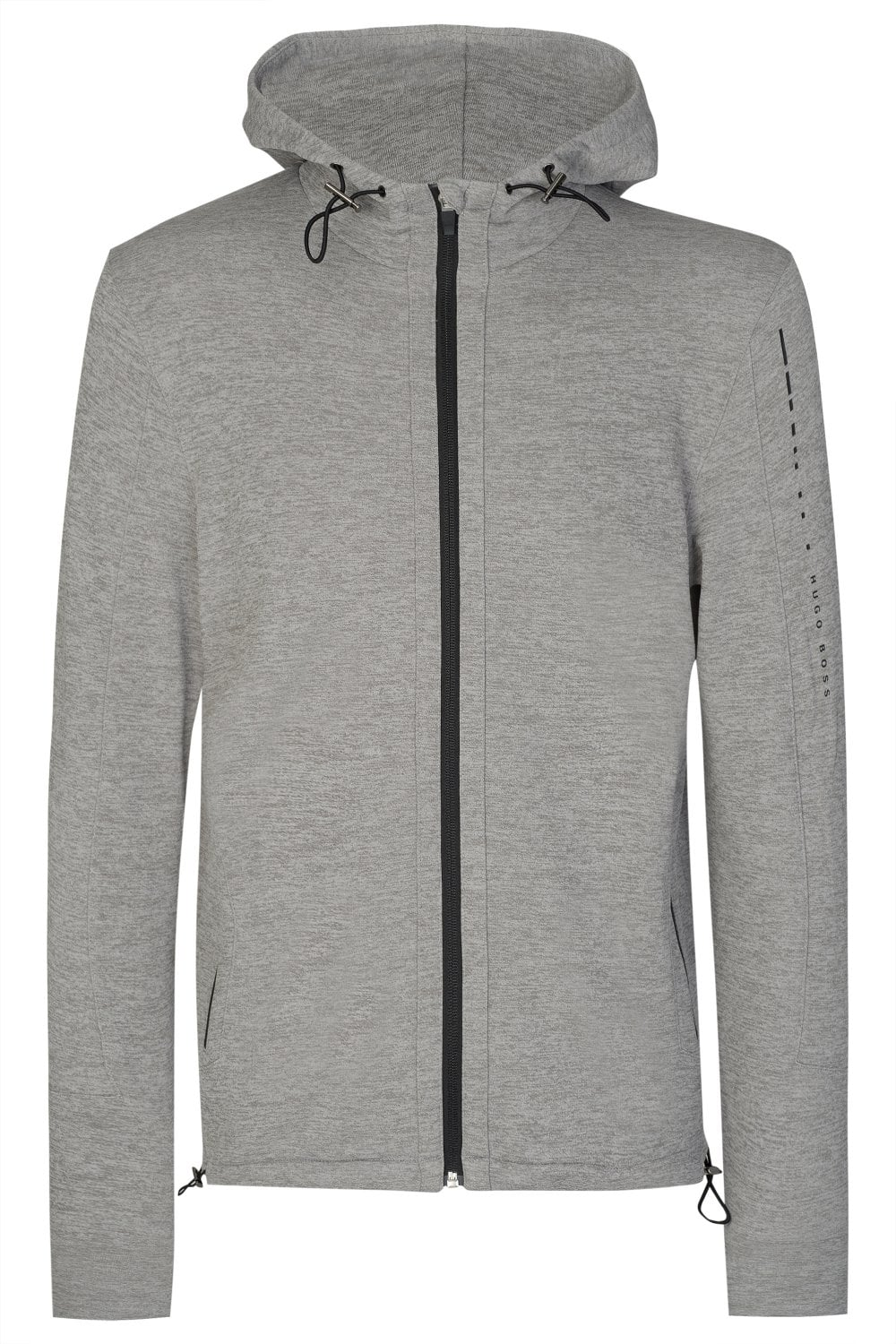 c0a0f96a BOSS Hugo Boss Hooded Top Grey - Clothing from Circle Fashion UK
