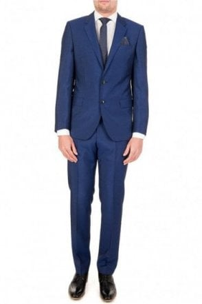 Hugo Boss Huge3/Genius2 Two Piece Suit Navy