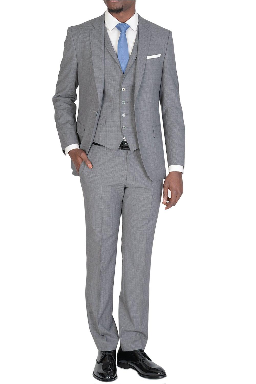 save up to 80% buy sale sale usa online Hugo Hutson5/Gander2 Slim Fit Suit Grey